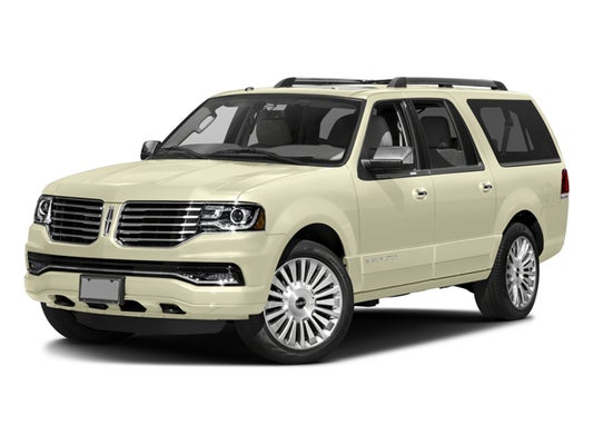 2017 Lincoln Navigator L Reserve In Wheaton Md Lindsay Ford Of