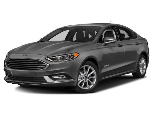 2018 Ford Fusion Hybrid Se In Wheaton Md Lindsay Of