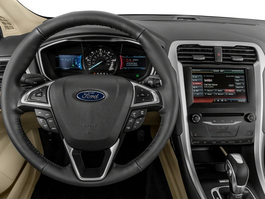 2016 Ford Fusion Energi Anium In Wheaton Md Lindsay Of