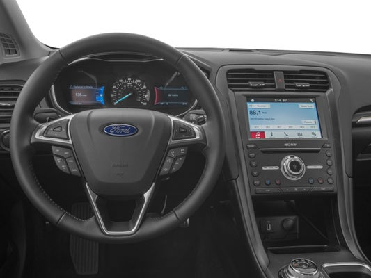 2017 Ford Fusion Anium In Wheaton Md Lindsay Of